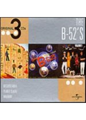 The B-52s - Mesapotamia/Planet Claire/Whammy (Music CD)