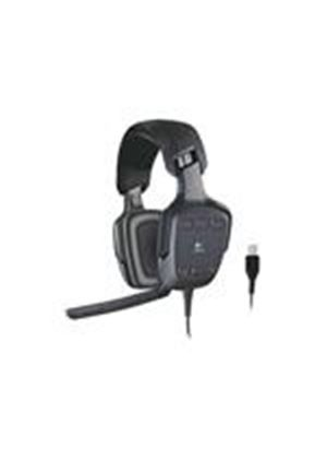 Logitech G35 Surround Sound Headset - Headset - 7.1 channel ( ear-cup )