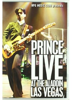 Prince - Live At The Aladdin - Las Vegas