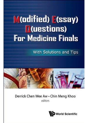 M(odified) E(ssay) Q(uestions) For Medicine Finals