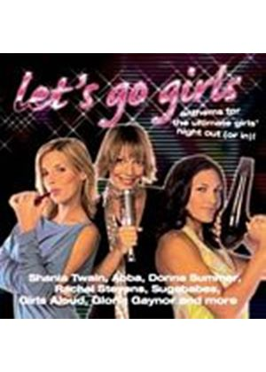 Various Artists - Lets Go Girls (Music CD)