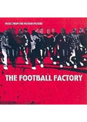 Various Artists - The Football Factory (Music CD)