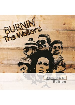Bob Marley And The Wailers - Burnin [Deluxe Edition] (Music CD)