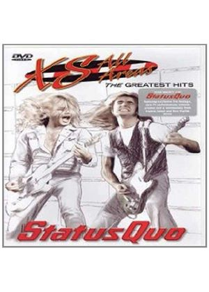 Status Quo - XS All Areas - Greatest Hits