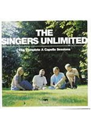 The Singers Unlimited - The Complete A Capella Sessions (Music CD)