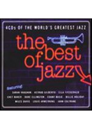 Various Artists - The Best Of Jazz (Music CD)
