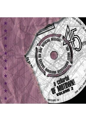 Various Artists - A Cellar Full Of Motown - Volume 2 (Music CD)