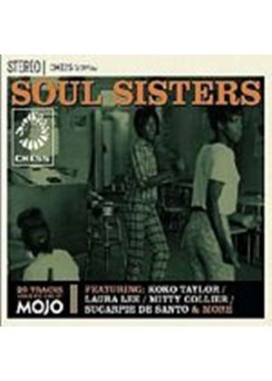 Various Artists - Chess Soul Sisters (Music CD)