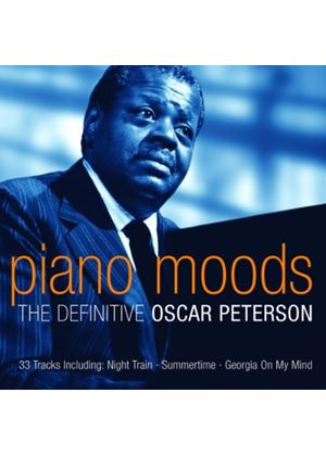 Oscar Peterson - Piano Moods - The Definitive Oscar Peterson (Music CD)