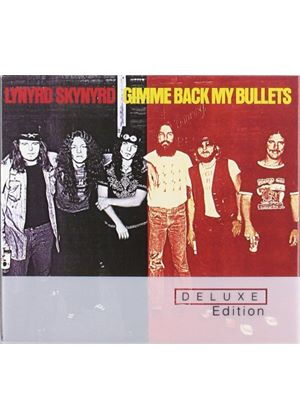 Lynyrd Skynyrd - Gimme Back My Bullets [CD + DVD Deluxe Edition] (Music CD)