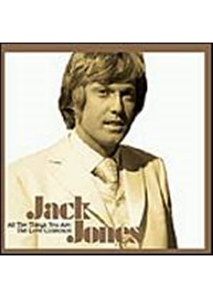 Jack Jones - All The Things You Are: The Love Collection (Music CD)