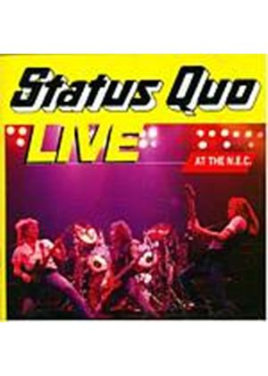 Status Quo - Live At The N.E.C. (Music CD)