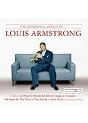 Louis Armstrong - The Wonderful World Of Louis Armstrong (Music CD)