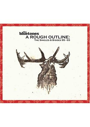 Bluetones - Rough Outline, a [the Singles & B-Sides 1995-2003/Limited Edition] (Music CD)