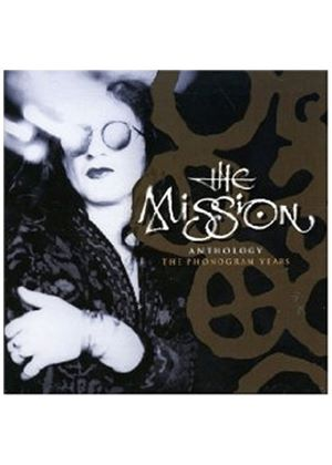 The Mission - The Phonogram Years - The Anthology (Music CD)