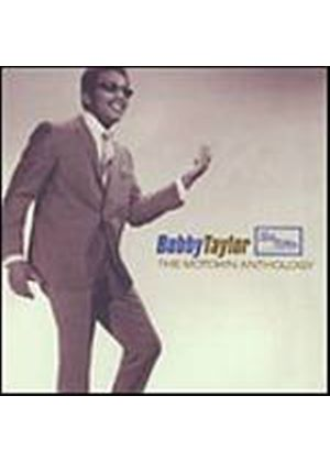 Bobby Taylor - The Motown Anthology (Music CD)