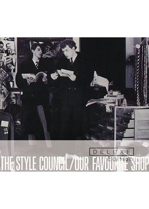 The Style Council - Our Favourite Shop [Deluxe 2 CD Edition] (Music CD)