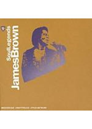 James Brown - Soul Legends (Music CD)