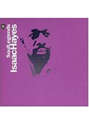 Isaac Hayes - Soul Legends (Music CD)