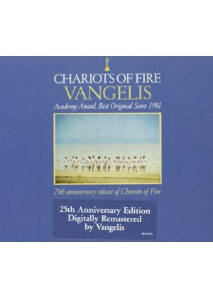 Vangelis - Chariots Of Fire [Remastered] (Music CD)