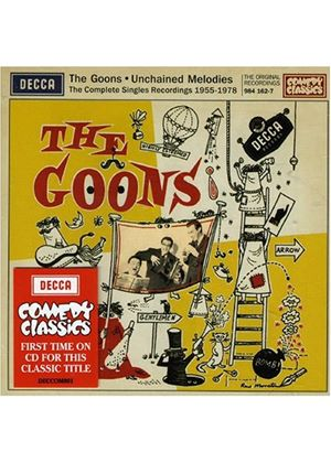 Goons - Unchained Melodies - the Complete Recordings (Music CD)