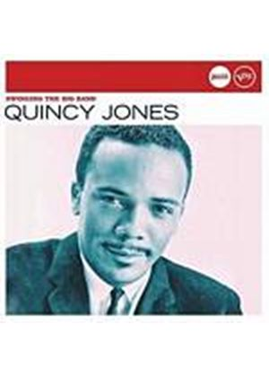 Quincy Jones - Swinging The Big Band (Music CD)