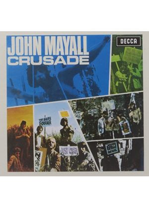 Mayall, John And The Bluesbreakers - Crusade [Remastered] (Music CD)