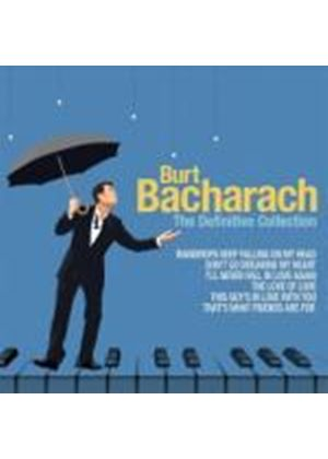 Burt Bacharach - The Definitive Burt Bacharach Songbook (2 CD) (Music CD)