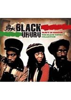 Black Uhuru - Party In Session - The Black Uhuru Collection (Music CD)