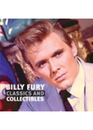 Billy Fury - Classics And Collectables (2 CD) (Music CD)