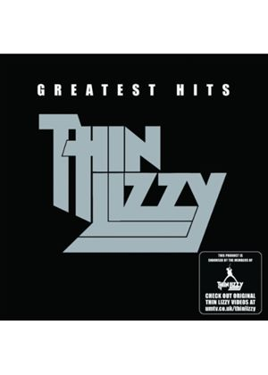 Thin Lizzy - Greatest Hits (Music CD)