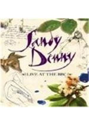 Sandy Denny - Live At The BBC 2CD + DVD