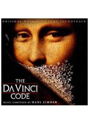 Original Soundtrack - The Da Vinci Code (Zimmer) (Music CD)