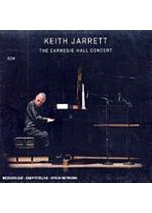 Keith Jarrett - The Carnegie Hall Concert (Music CD)