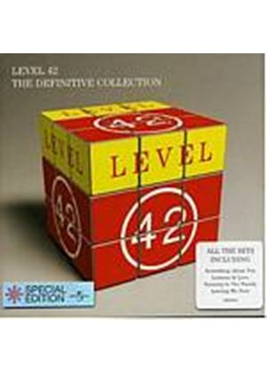 Level 42 - The Definitive Collection (Music CD)