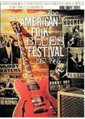 The American Folk Blues Festivals Vol. 1 (Various Artists)