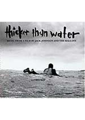 Jack Johnson - Thicker Than Water (Music CD)