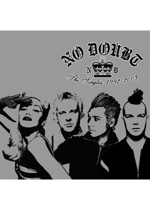 No Doubt - No Doubt: The Singles 1992 - 2003  (Music CD)