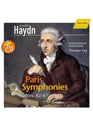 Haydn: Paris Symphonies Nos. 82-87 (Music CD)