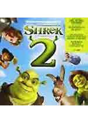 Original Soundtrack - Shrek 2 (Music CD)