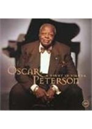 Oscar Peterson - Night In Vienna, A