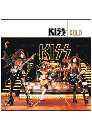 Kiss - Gold (1974 - 1982): Greatest Hits (2 CD) (Music CD)