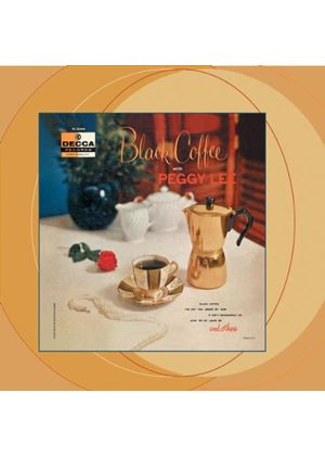 Peggy Lee - Black Coffee (Music CD)