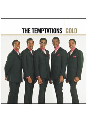 The Temptations - Gold (Music CD)