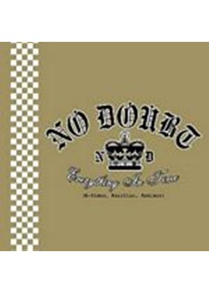 No Doubt - Everything In Time (Music CD)
