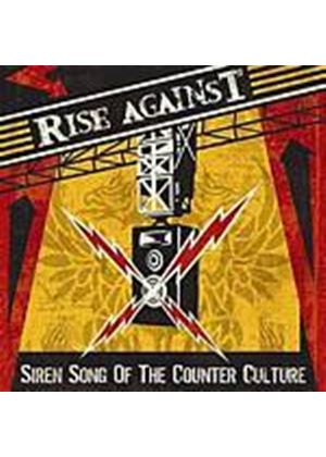 Rise Against - Siren Song Of The Counter Culture (Music CD)