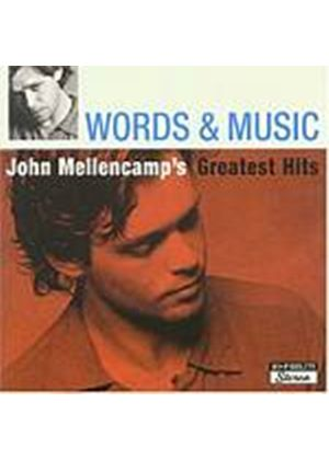 John Mellencamp - Words And Music: John Mellencamps Greatest Hits (2 CD) (Music CD)