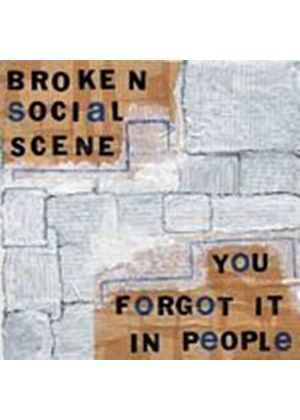 Broken Social Scene - You Forgot It In People (Music CD)