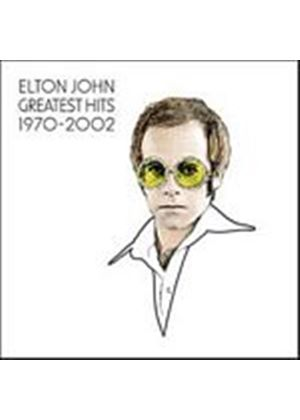 Elton John - Greatest Hits 1970 - 2002 (3 CD) (Music CD)