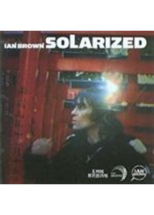 Ian Brown - Solarized (Music CD)